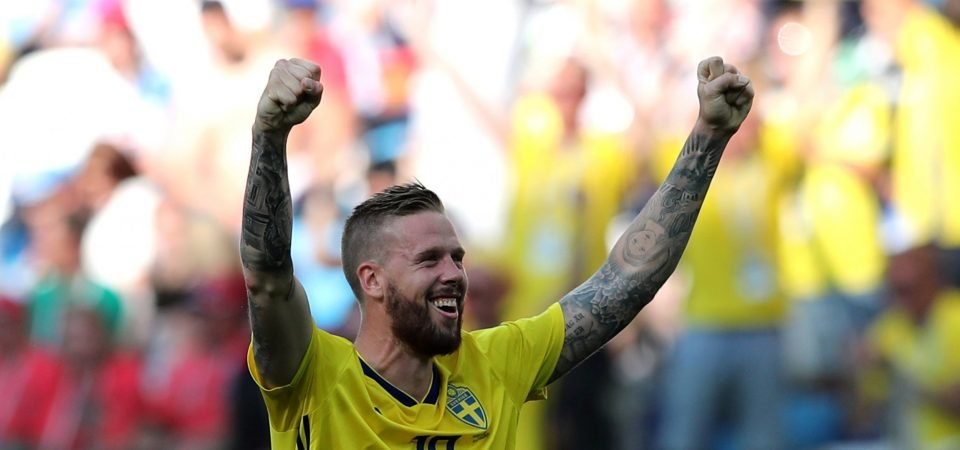 Leeds fans think World Cup display will get Jansson sold
