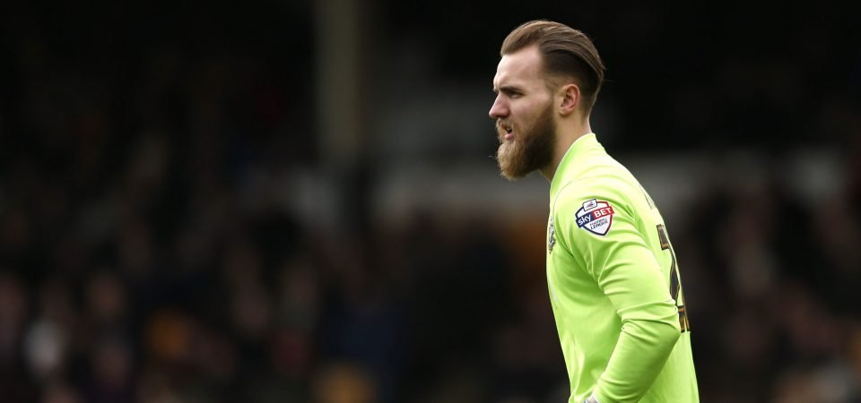 Rangers fans are pleased that Jak Alnwick appears to be staying at the club