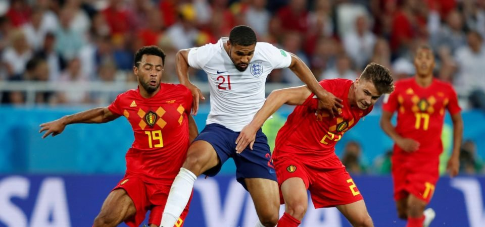 West Ham fans want deal for Loftus-Cheek