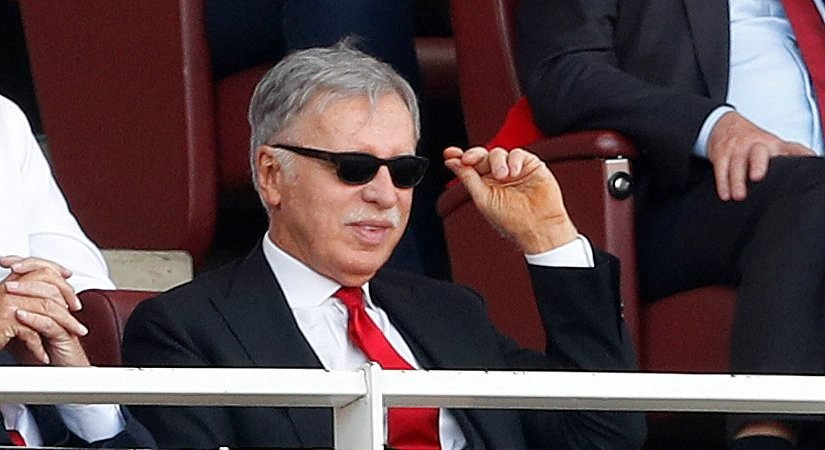 Arsenal fans slam owner after revelation of huge earnings