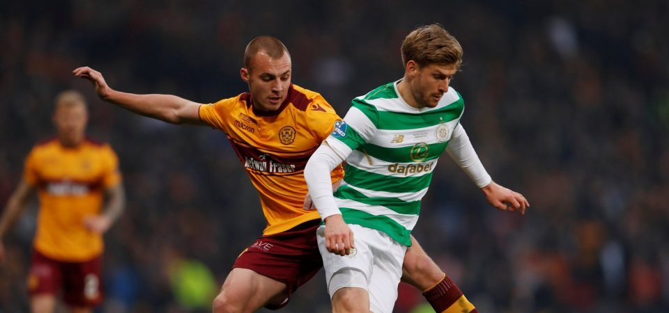 Celtic fans react to reports linking Stuart Armstrong with a move away this summer