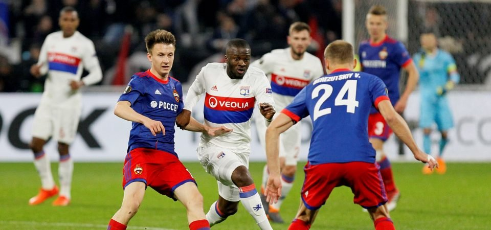 Arsenal fans tell club to sign Tanguy Ndombele to solve midfield issues