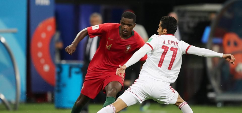 Everton fans don't want club to sign William Carvalho after latest Portugal display