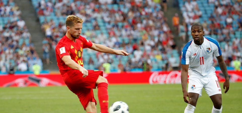 Versatile Mertens is the Kane support Tottenham are crying out for