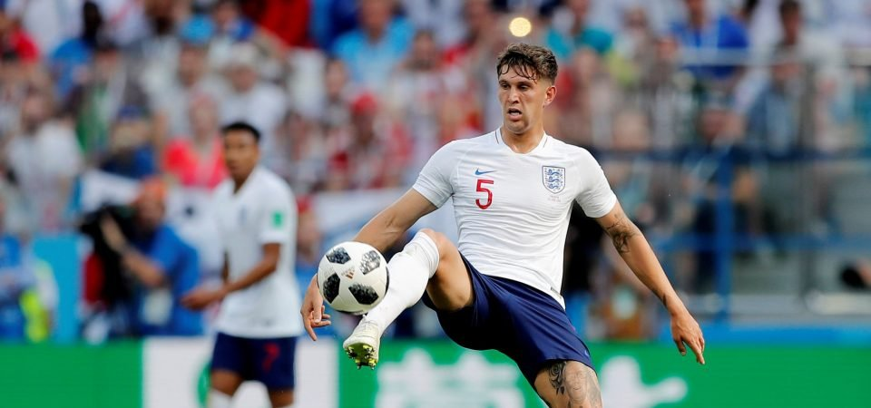 Stones' complete performance shows why he is central to this England team