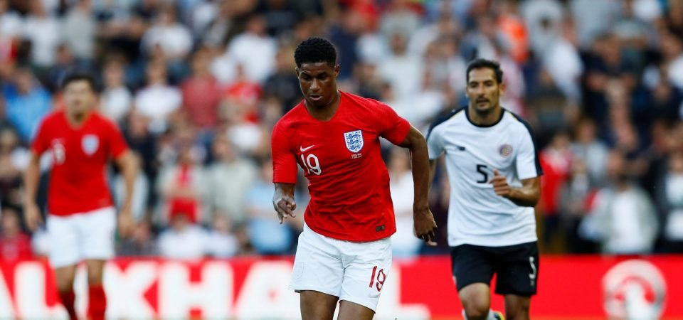 Revealed: Majority of Arsenal fans want club to sign Marcus Rashford this summer