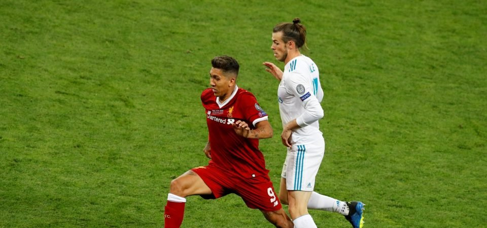 Transfer Triangles: Could Roberto Firmino replace Gareth Bale at Real Madrid?