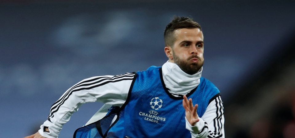Man City looking to strike back by landing Pjanic who 86% of Chelsea fans think would be Fabregas upgrade