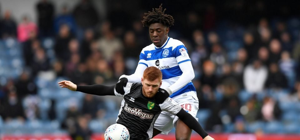 QPR fans lavish praise on youngster Eze