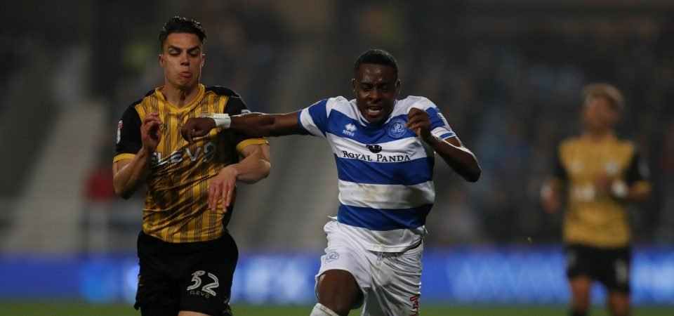 QPR fans back Osayi-Samuel for impressive season