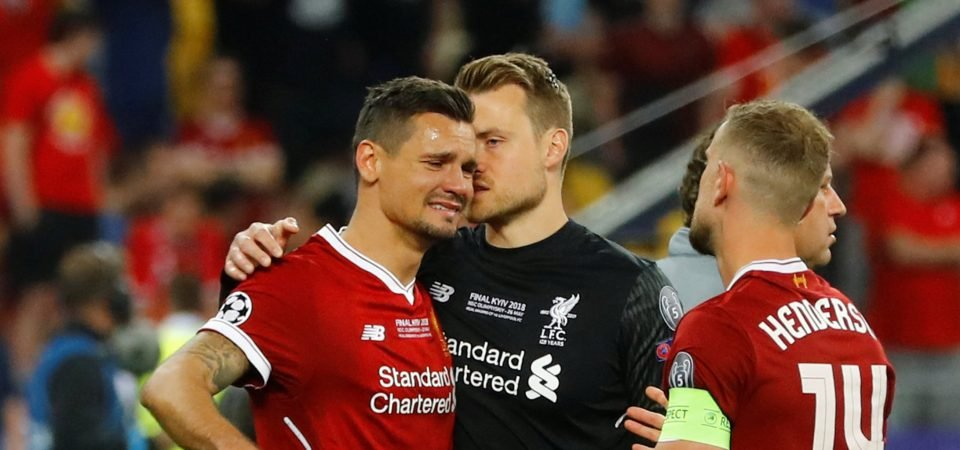 Liverpool fans remind critics that either Henderson or Lovren will be in World Cup final