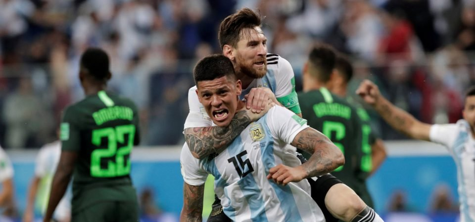 Revealed: 56% of Everton fans would back swoop for Man United man Rojo