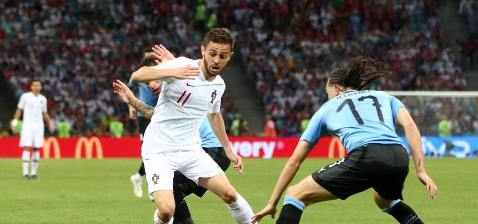 Manchester City fans expect Bernardo Silva to impress this season following Portugal displays