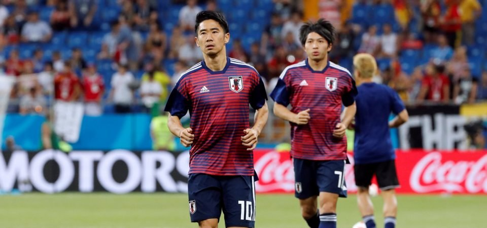 These Liverpool fans want club to make shock swoop for ex-Manchester United star Kagawa