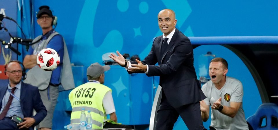 Everton fans cannot believe 'matrix world' that sees Roberto Martinez linked with Real Madrid job