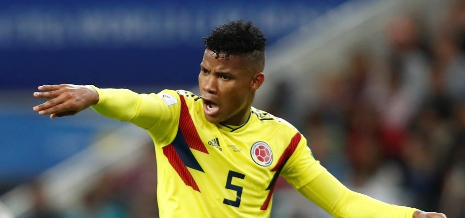 Wilmar Barrios would give Spurs the bite they need next season