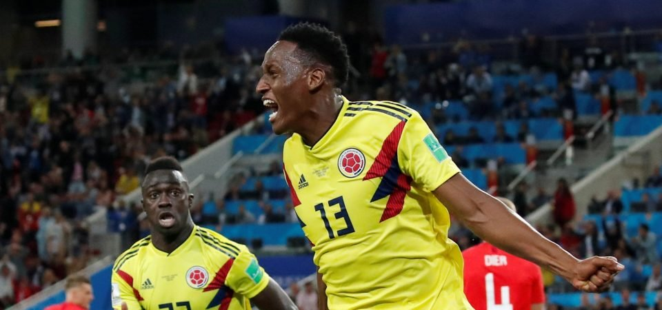 Yerry Mina should continue his burgeoning partnership with Sanchez at Tottenham