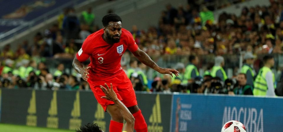 Revealed: 82% of fans want Danny Rose to replace Ashley Young against Sweden