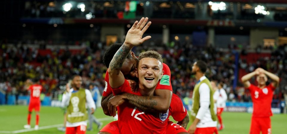 Trippier has been the best right-back at World Cup where he has truly arrived