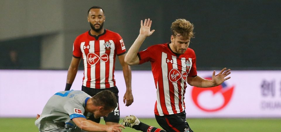 Southampton fans excited by Armstrong performance