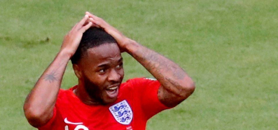 Manchester City fans hit back at Sterling critics following England win over Sweden