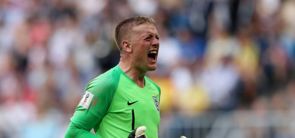 Everton fans react as Jordan Pickford pens fresh deal