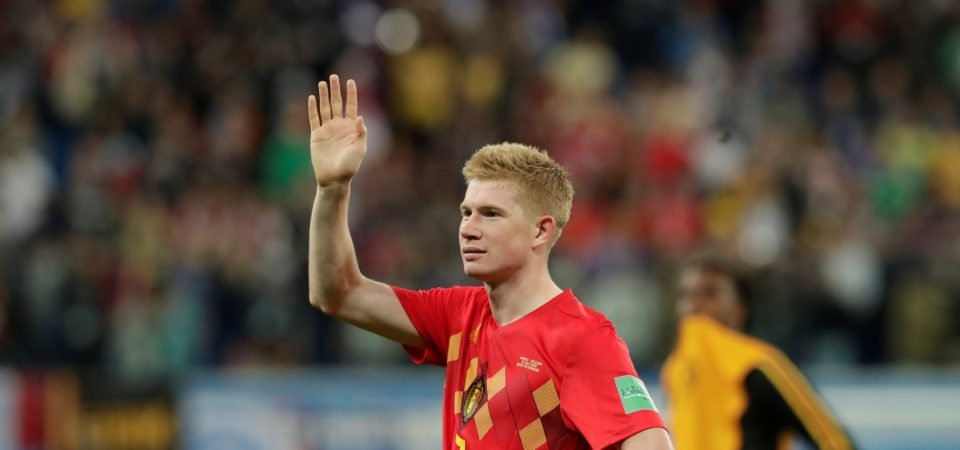 Manchester City's De Bruyne has a rare off day as Belgium lose World Cup semi-final