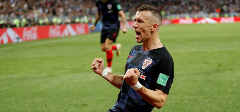 Ivan Perisic showed at the World Cup why he is a perfect Mourinho signing