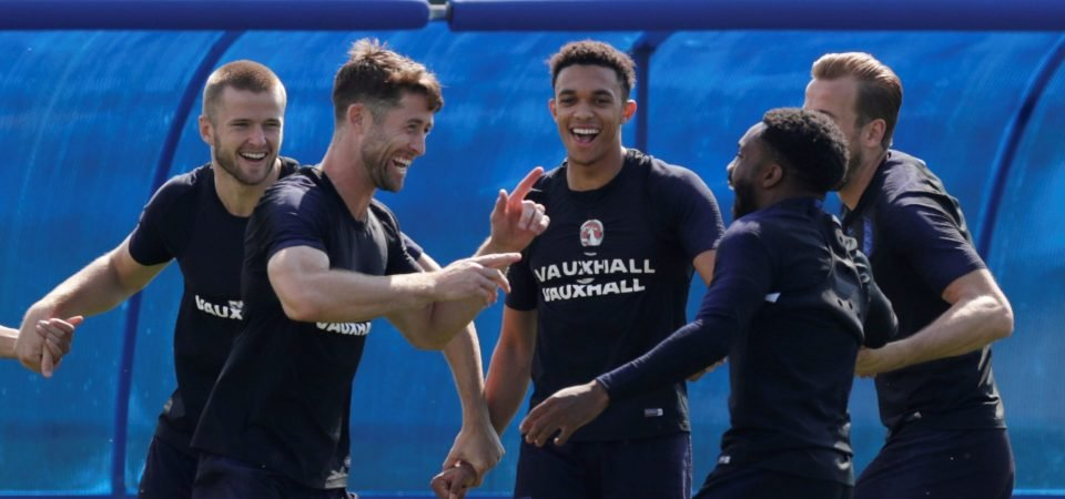 Revealed: 76% of England fans want Alexander-Arnold to start against Belgium
