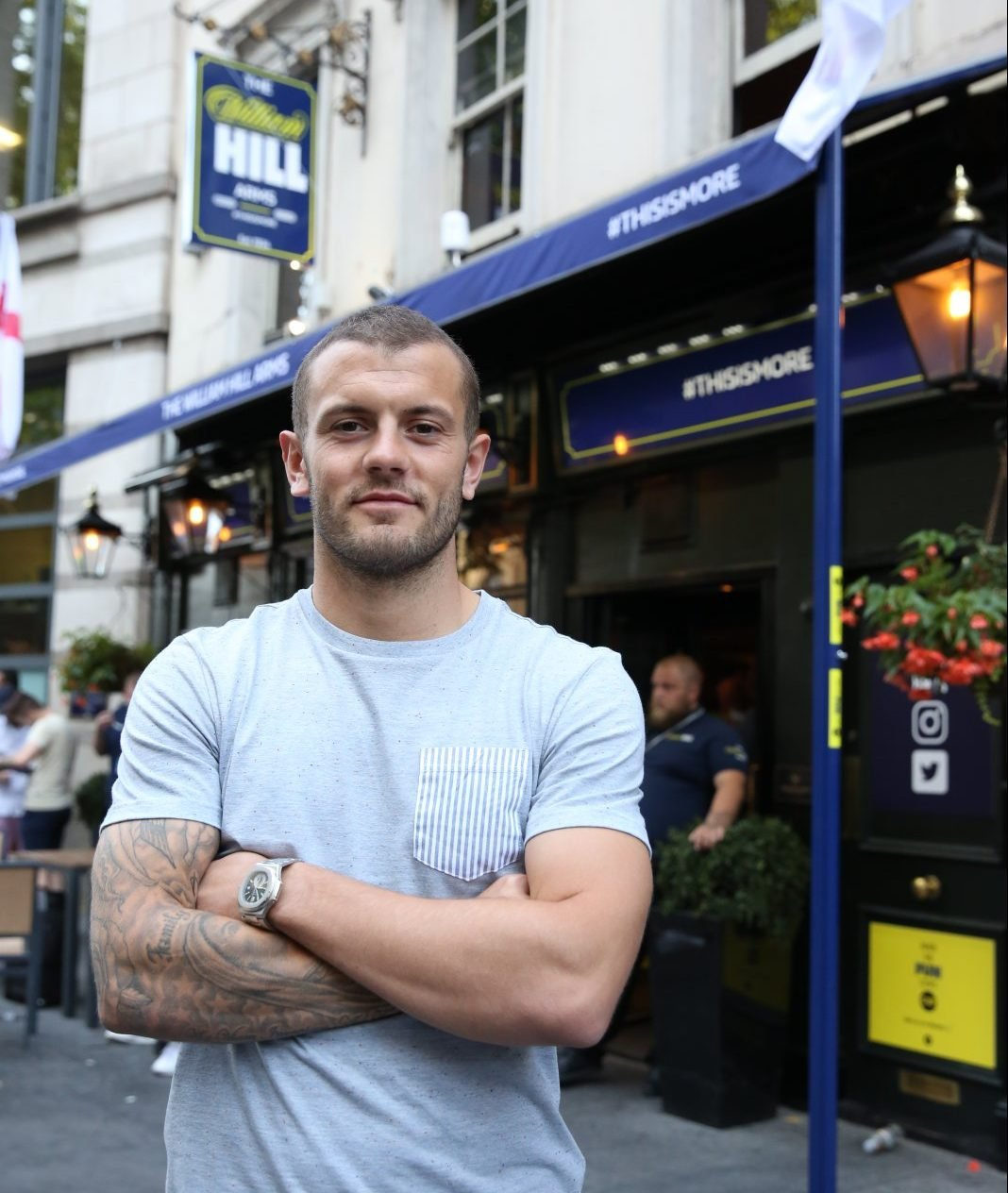 England and the 2018 World Cup: Jack Wilshere meets Football FanCast