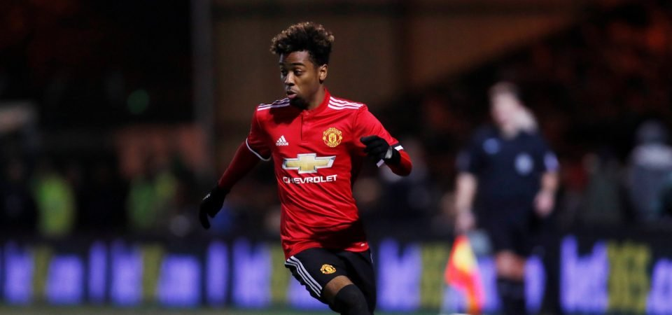 Man Utd could rue letting Angel Gomes leave