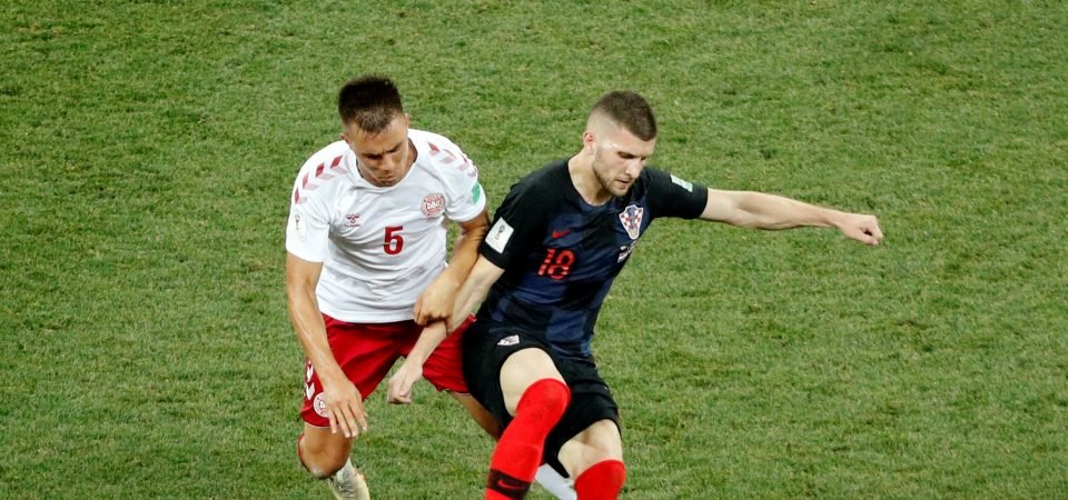 These Liverpool fans would love to sign Ante Rebic this summer