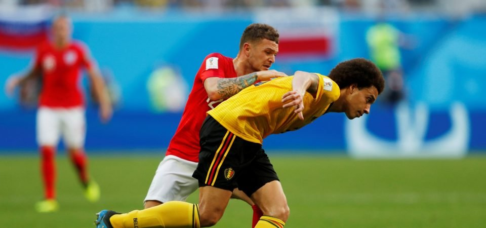 Axel Witsel proved at the World Cup he would be perfect signing for West Ham