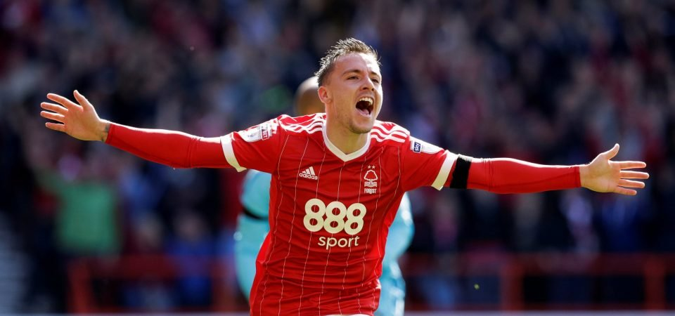 Celtic must snap up out-of-favour Nottingham Forest winger Barrie McKay