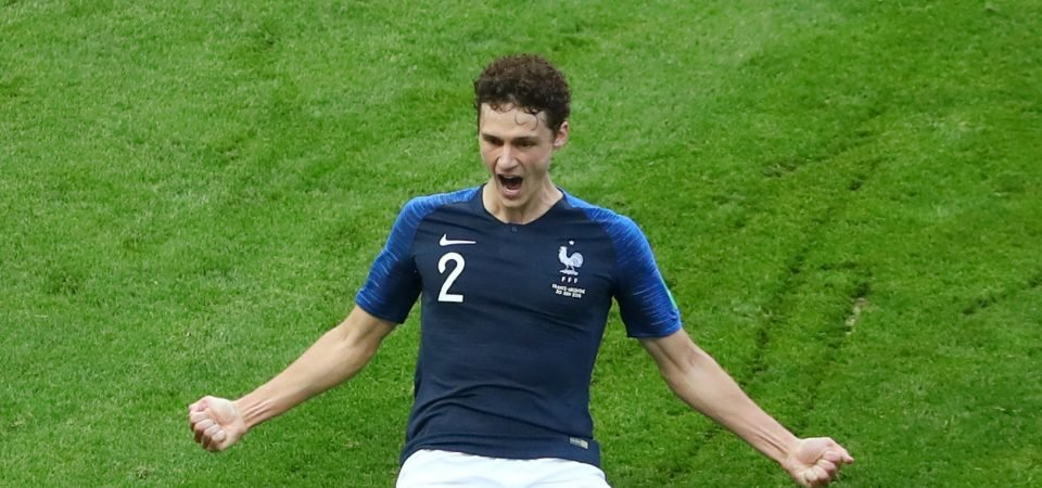 Spurs fans love move for World Cup winner Pavard