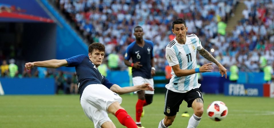 Benjamin Pavard is more than just a wonder goal and Manchester United would be wise to snap him up