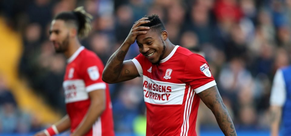 West Brom must beat direct rivals to signing of Assombalonga once Rondon leaves