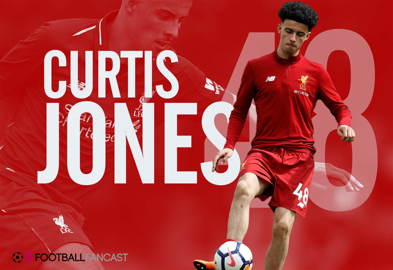 Player Zone: Curtis Jones can follow in Alexander-Arnold's footsteps at Liverpool