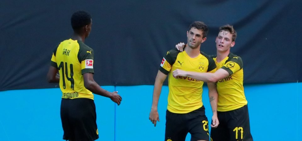 Tottenham fans urge club to sign Christian Pulisic after brace against Liverpool