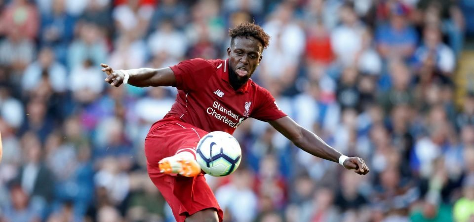 Everton fans react to surprise links to Origi