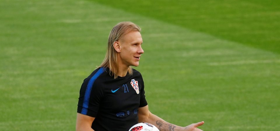 Potential Consequences: Liverpool signing Domagoj Vida