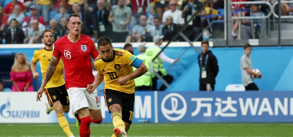 Hazard's performance against England proved why he is the perfect Ronaldo replacement for Madrid