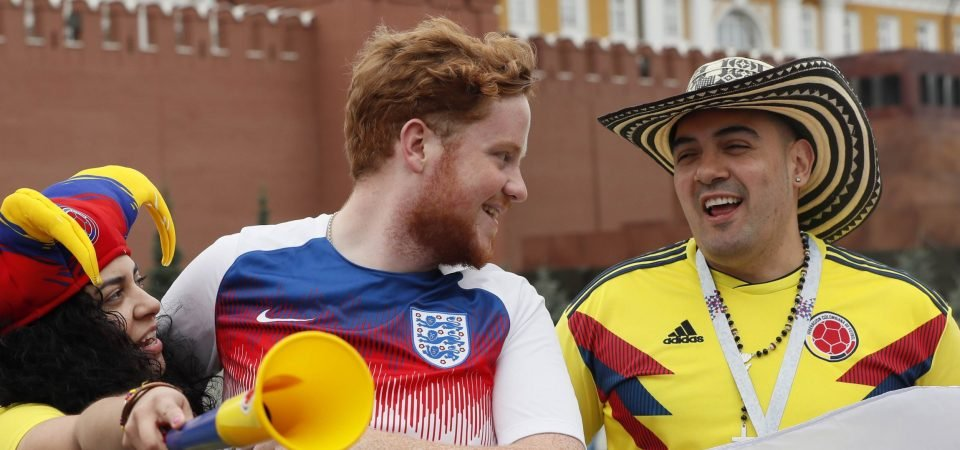 Expert Predictions: Colombia vs England