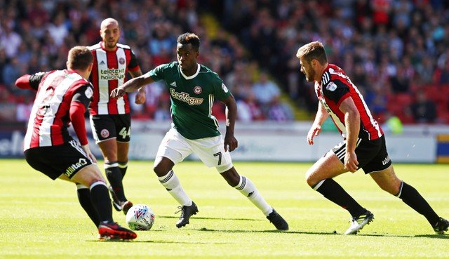 Florian Jozefzoon would surely bring about the end of Hadi Sacko at Leeds