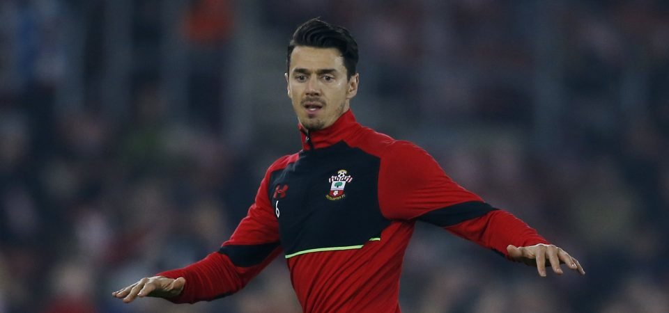 Southampton fans react as Jose Fonte's contract with Dalian Yifang is terminated