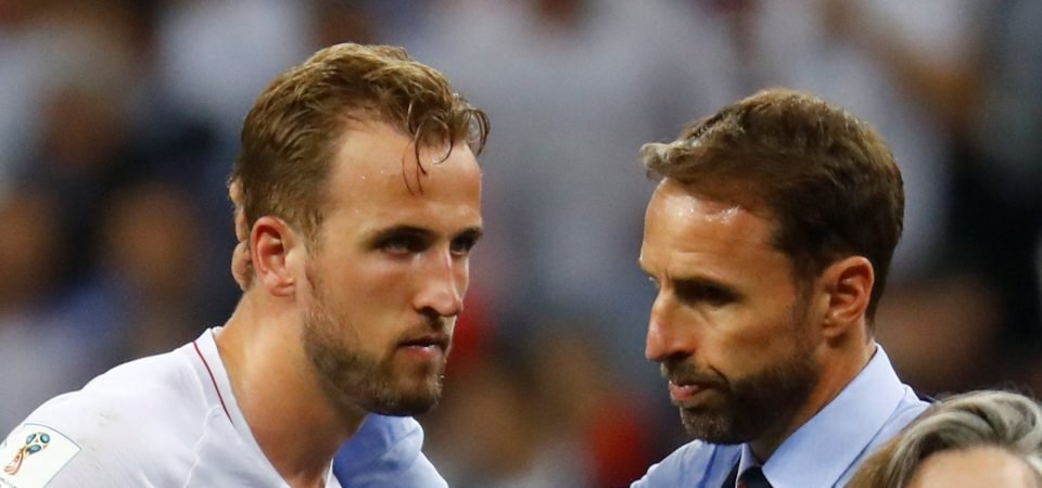 Revealed: Who England fans would start in place of Harry Kane