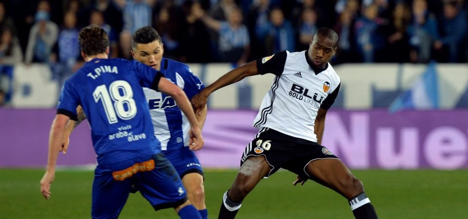 Tottenham fans can't decide whether to splash out on Geoffrey Kondogbia