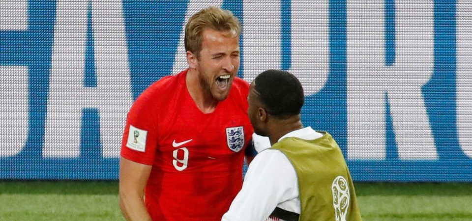 Revealed: England fans vote Harry Kane Man of the Match from win over Colombia