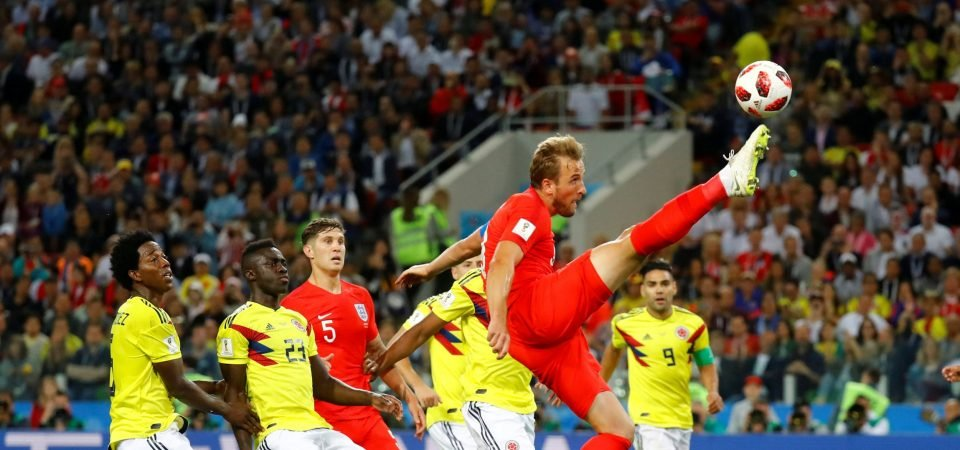 Kane shows the cleverness and guile to match his goalscoring threat as England overcome Colombia