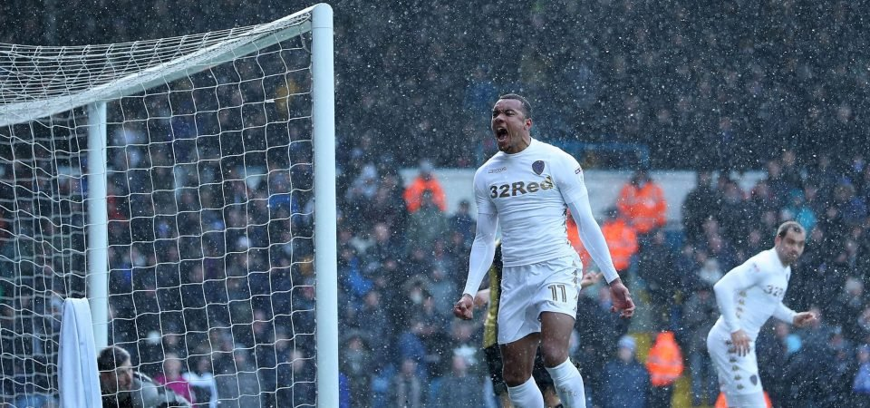 Leeds fans react as Jay-Roy Grot completes VVV-Venlo loan move